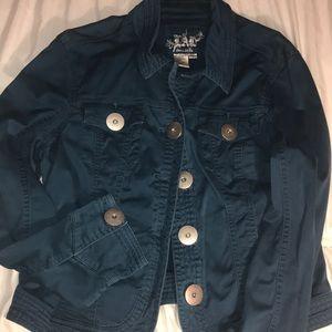 SUPER cute juniors jacket size Large